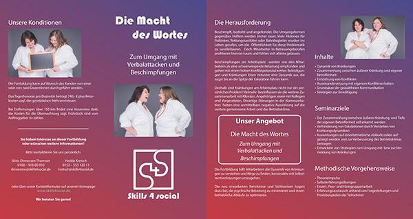 skills4social Die Macht des Wortes
